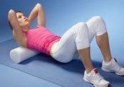 Blackroll Rücken Übungen – Schmerzen verschwinden