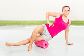 Blackroll gegen Cellulite