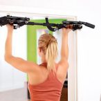 Klimmzugstange Tür – gezieltes Rückentraining